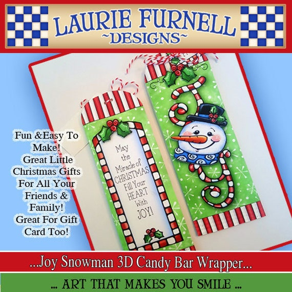 Christmas Candy Gifts.Snowman Candy Bar Wrapper Christmas Candy Bar Wrapper Snowman Christmas Printable Unique Wrappers Laurie Furnell Gift Card Holder