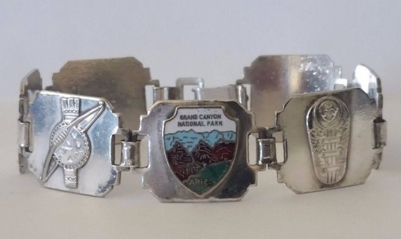 Grand Canyon National Park Souvenir Bracelet vinta