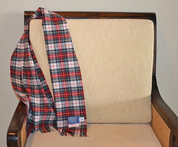 Pendleton® Scarf Stewart Dress Tartan Plaid 12x51… - image 7