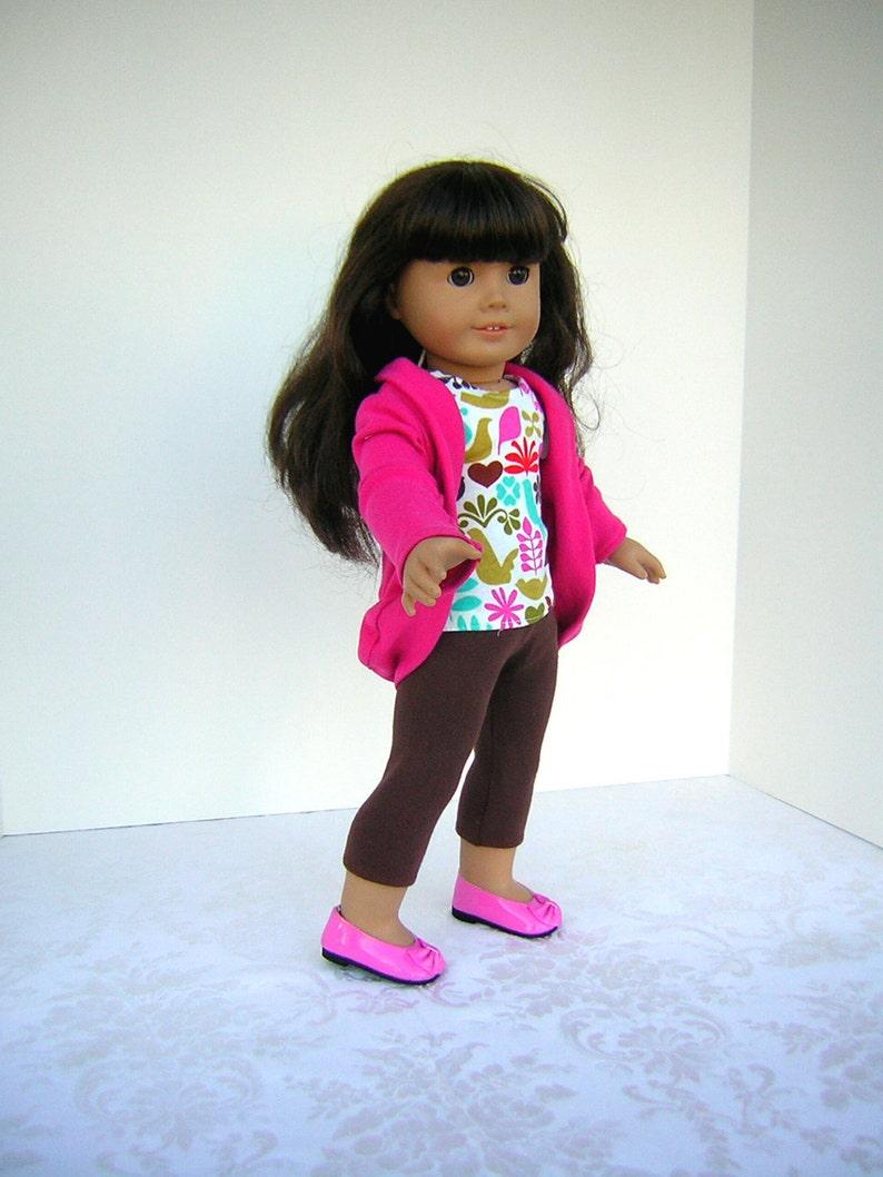 9f2f1e1a58582 American Girl Doll Pink Cardigan American Girl Doll Pink | Etsy