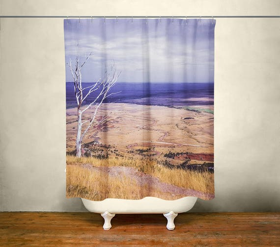 Southwest Shower Curtain Wyoming Home Decor Southern Plains