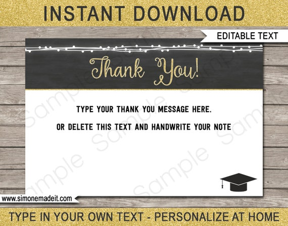 Thank You Notes For Graduation Seriy Idea Crowdfunding Co