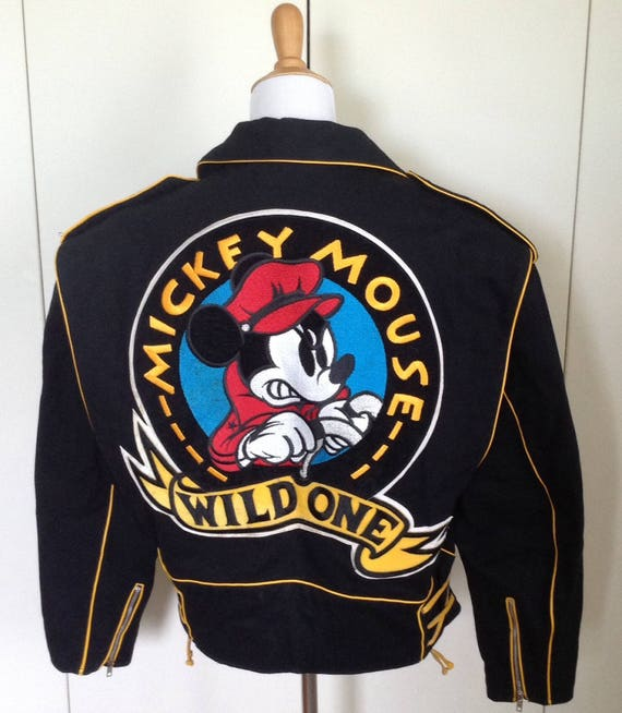 Jeff Hamilton Wild One, motorcycle jacket, denim jacket
