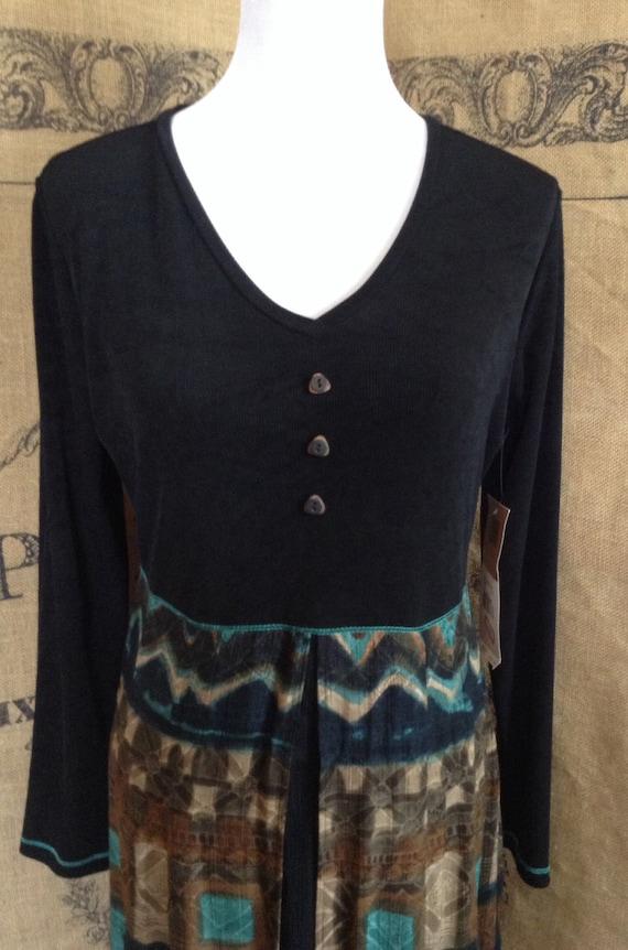 Carole Little, maxi dress, NWT - image 2