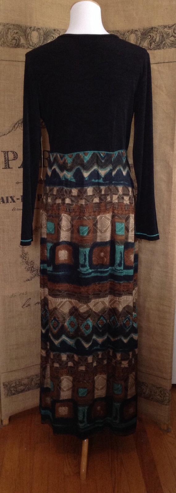 Carole Little, maxi dress, NWT - image 4