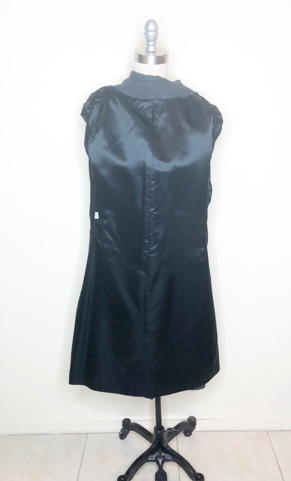 Penn Craft wool coat, princess line coat, double … - image 6