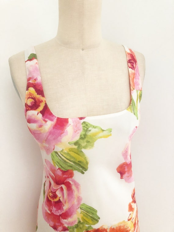 Vintage Natori nightgown, Natori sleepwear, lounge