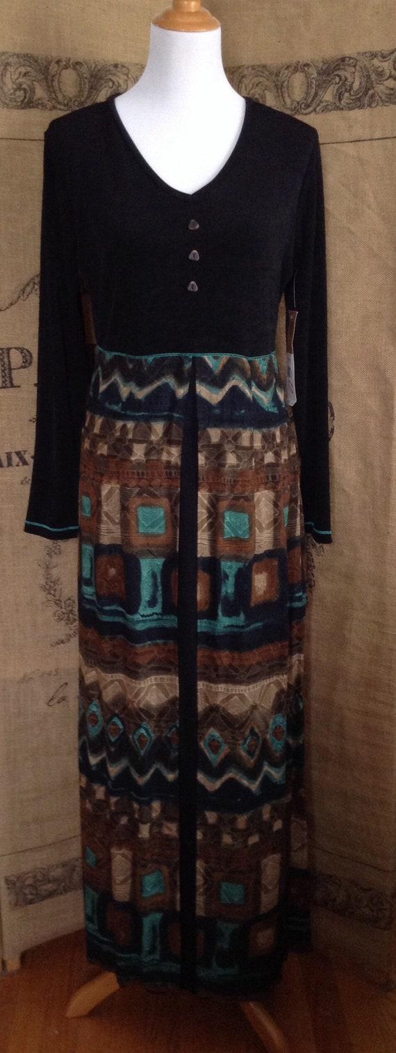 Carole Little, maxi dress, NWT - image 1