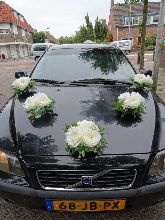 Wedding Car Decoration Boquet of Roses