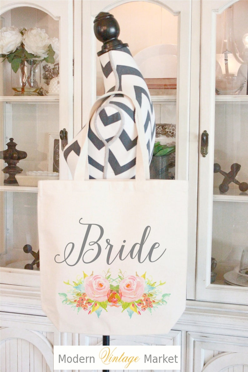 Bridesmaid bags,in 60 colors to chose from by Modern Vintage Market Wedding Totes,6,Wedding bags,Bridesmaid Gifts,Wedding Favors,Gift bags