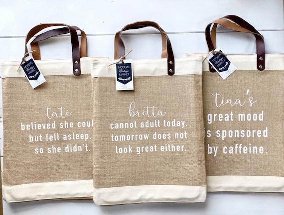 Tote Bag,Farmhouse Decor,Gift Bag,Shower Gift,Fixer Upper,Bag for Her,Beach Bag,Market Tote,Custom Bag,Gift,Canvas Bag,Book Bag