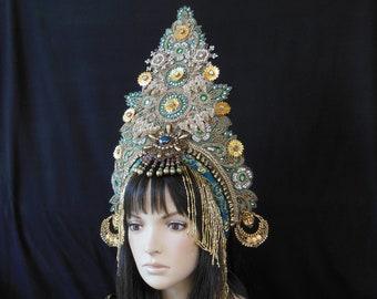 Asian sirens tiara