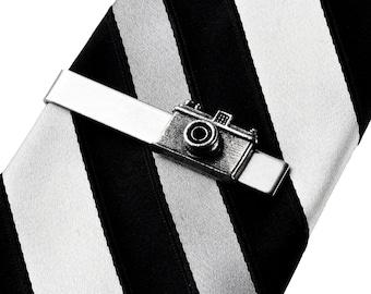 Amazing VINTAGE Camera Tie CLIP Pins Tie bar D1