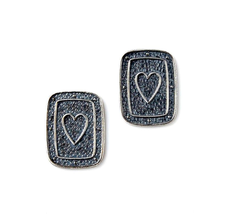 Hearts Cufflinks