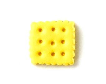 Cracker Lapel Pin