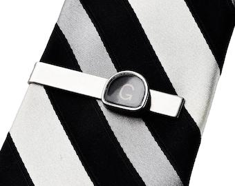 Customizable Vintage Typewriter Key Tie Clip