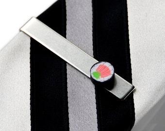Sushi Tie Clip