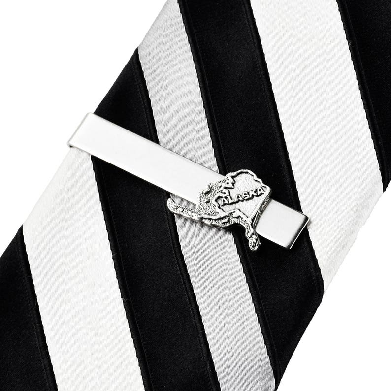 On Sale Huge Selection Alaska Tie Clip