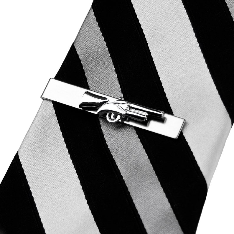 Huge Selection Rifle Tie Clip On Sale