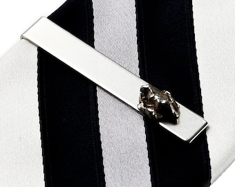 Meteorite Tie Clip