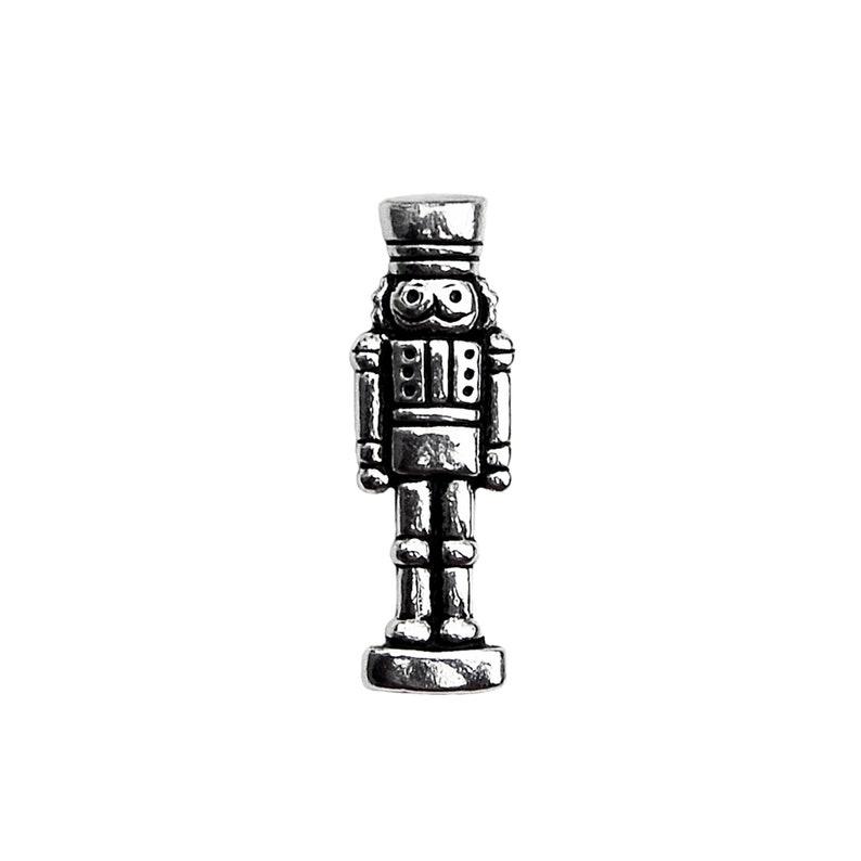 Nutcracker Lapel Pin