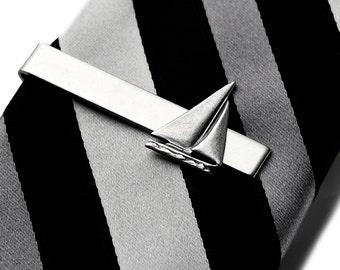 Sailing Tie Clip