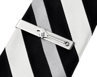 Wrench Tie Clip