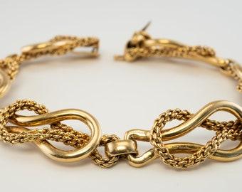 82a7229e2347 Cartier 18K Solid Gold Everyday Bracelet