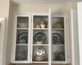 Vintage dish collection