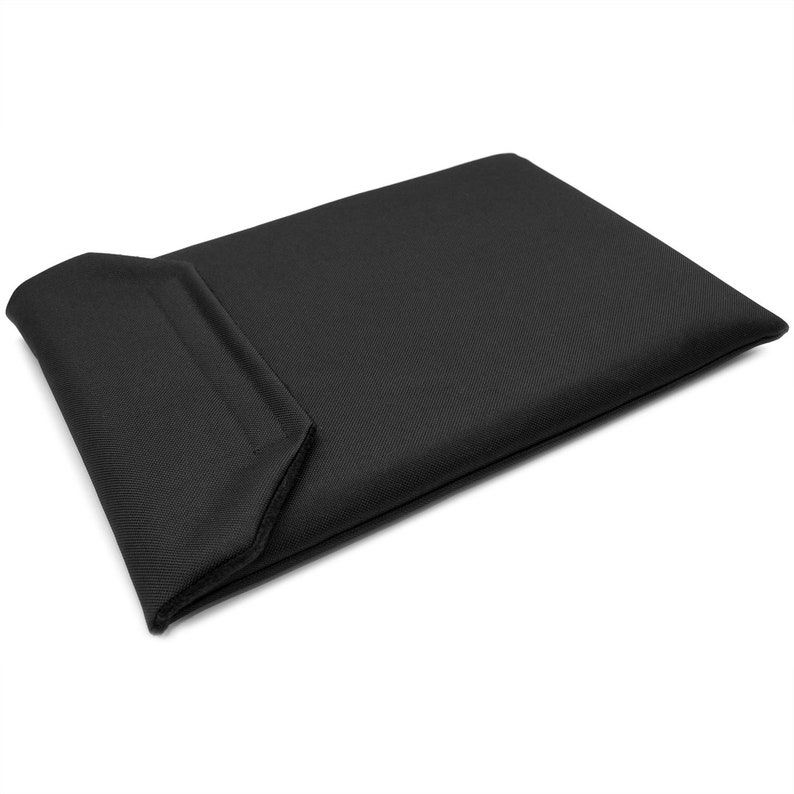 Dell XPS 15 Sleeve Case 9550/9560/9570/7590 2016-2019 - Black Canvas