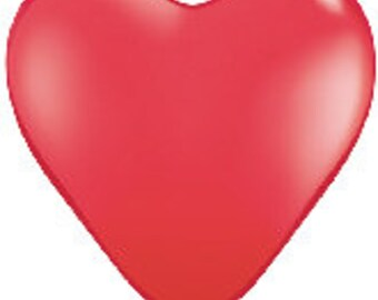Heart Shape Balloon, Big, 36 inch, Valentine, Wedding, Baptism, New Baby