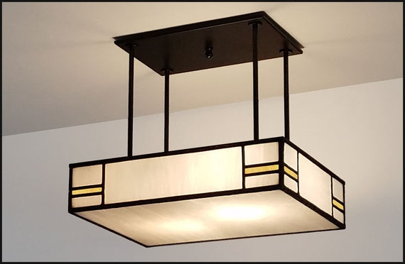 Attrayant Classic Craftsman Style Light Fixture