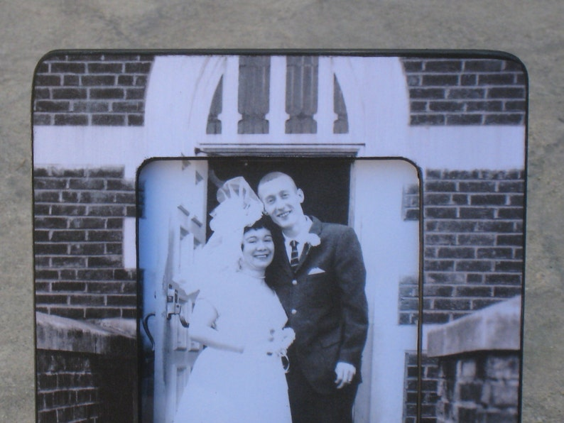 Wedding Photo Frame Personalized Parents Anniversary Gift Unique Wedding Gift Anniversary Picture Frame Custom Engagement Picture Frame