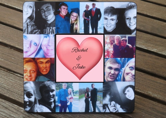 wedding picture frame personalized picture frame picture frame Engagement picture frame custom picture frame wedding gift