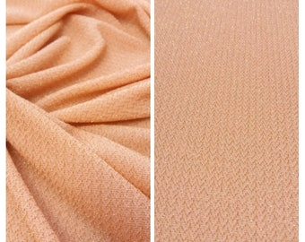 Two Way Stretch Knit Polyester Fabric