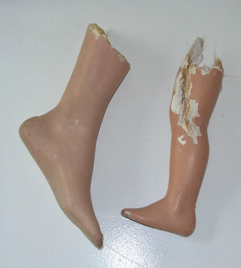 Adult And Child Mannequin Feet For Art Projects Sculptures Etc