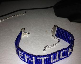 Kentucky Bracelet