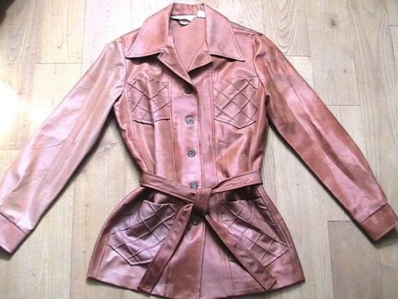 H Bar C 1960s Women Vintage Jacket & Matching Ski… - image 4