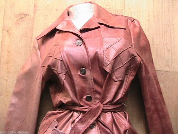 H Bar C 1960s Women Vintage Jacket & Matching Skir