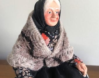 Sheena MacLeod Vintage Highland Character Doll