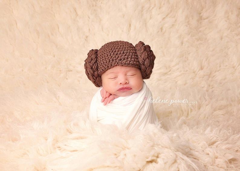 0-3 mois princesse Pom Pom Pompon Rose Chapeau