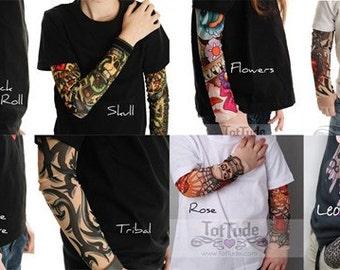 f89fe301d Custom Tattoo Sleeve Shirt for Big Kids