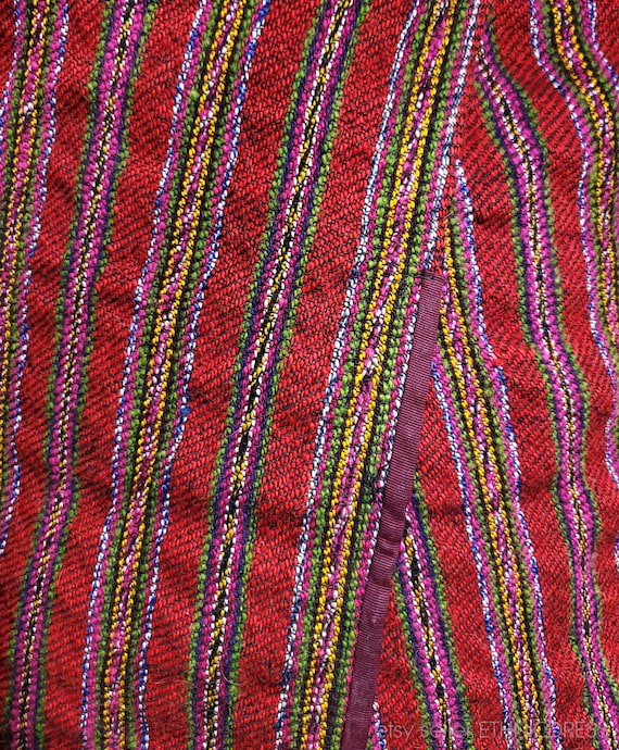 Vintage Hungarian Csango folk costume from Romani… - image 8