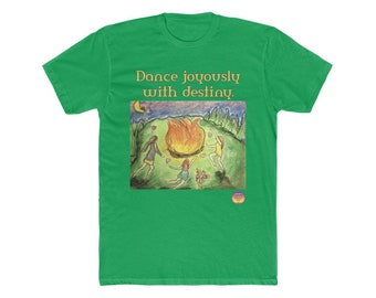 Dance with Destiny Cotton Crew Tee