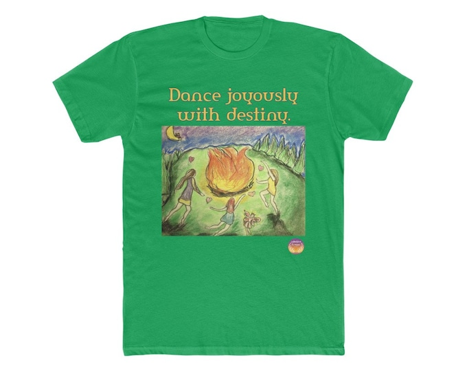 Featured listing image: Dance with Destiny Cotton Crew Tee