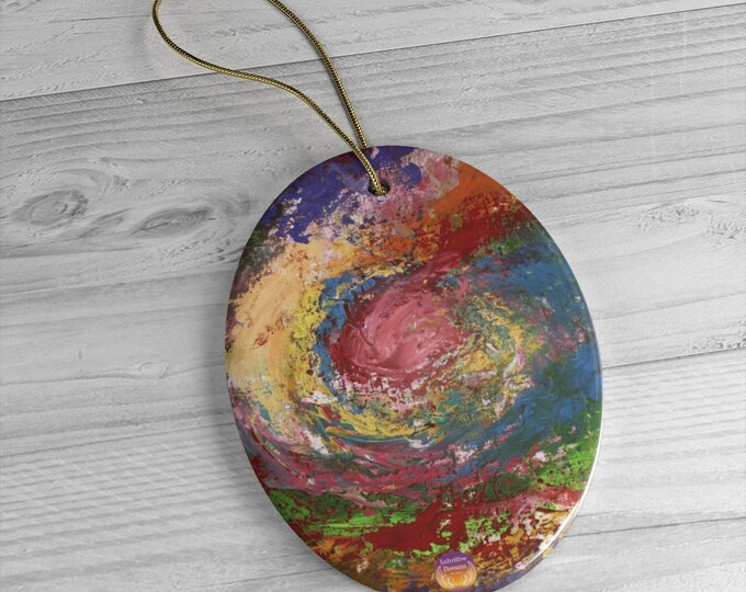 Featured listing image: Infinity Ceramic Ornaments