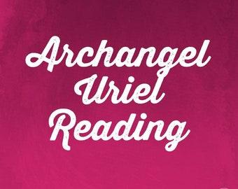 Archangel Uriel Reading  15-60 min your choice