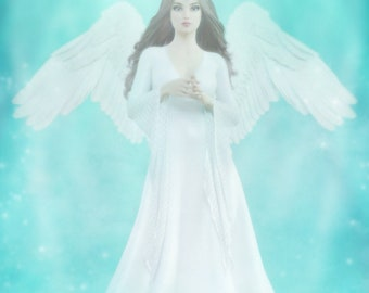 Guardian Angel Reading 15-45 Min Voice Recording, Angels, guides, psychic