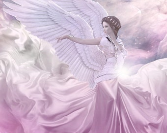 Archangel Jophiel Supreme Architect For Your Life Plan, 15-45 Min Voice Recording, Your Choice, Angels, Guides, Psychic Reading