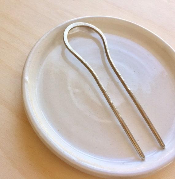 Silver Hair Stick, Hair pin